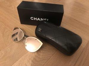 Chanel Occhiale da sole multicolore Metallo