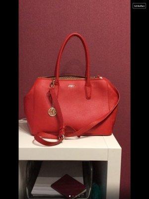 Brandneue Rote Tasche von DKNY