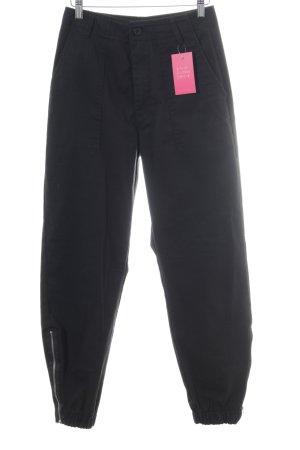 Brandy & Melville Baggy Pants schwarz Casual-Look