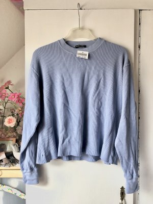 Brandy Melville Basic Oversize Langarm T-Shirt Oberteil