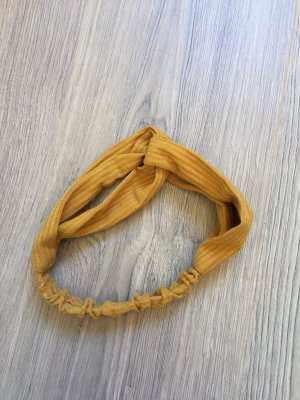 Brandy & Melville Ribbon gold orange
