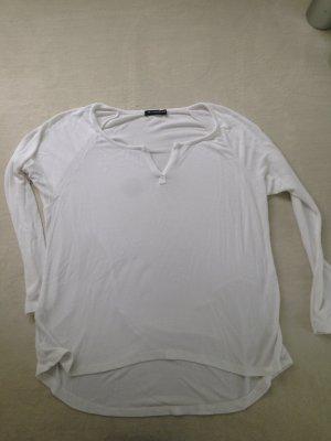 Brandy & Melville Haut long blanc coton