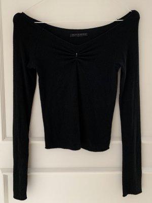 Brandy Melville Oberteil in schwarz