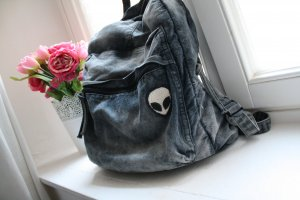 Brandy Melville Rucksack Alien Patch