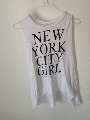 Brandy Melville Tanktop mit New York city girl