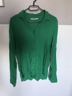 100 Flannel Shirt green