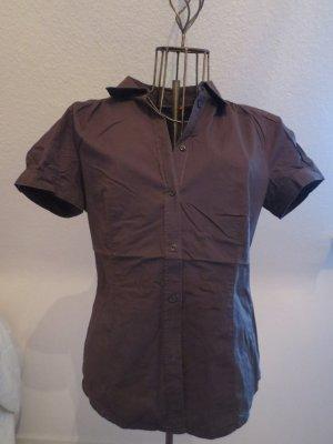 brauen Bluse von Esprit Gr. 36/S