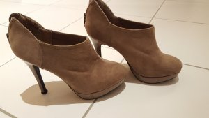 braun- graue New Look Ankle boots