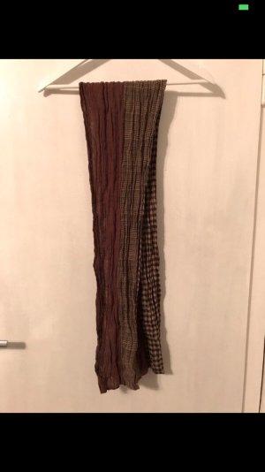 Braun karierter Schal von Orsay