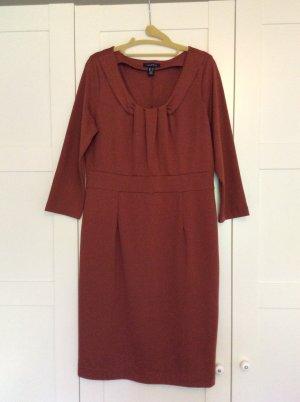 Braun-Rotes Kleid von Landsend