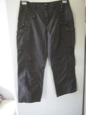 Aust 7/8 Length Trousers brown