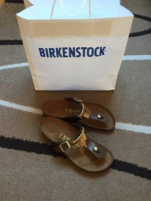 Braune Birkenstock Sandalen neu!!