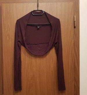 Amisu Torera marrón oscuro
