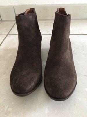 Braune boots von Lucky Brand