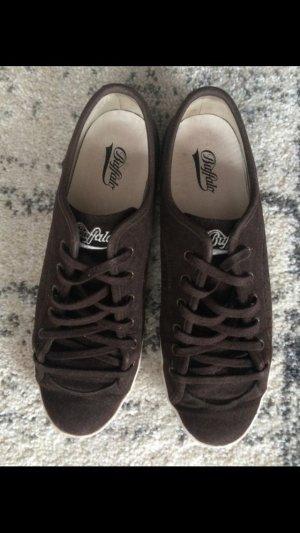 Braune Buffalo Schuhe
