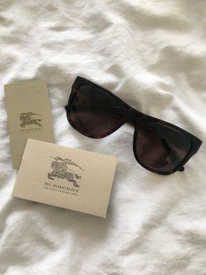 Braune Burberry Sonnenbrille