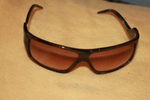 Cavalli Sunglasses brown synthetic material