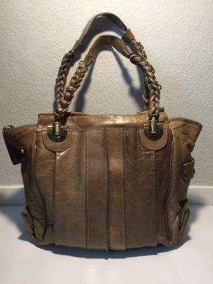 Braune Chloé Shopper Handtasche