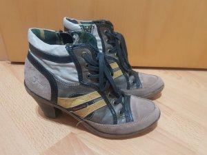 Braune Damenschuhe Stiefeletten Stiefel Boots Gr.39 Tamaris