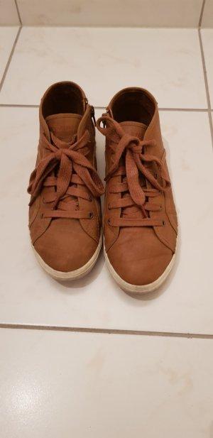 newest daa46 e8146 Braune Esprit Sneaker