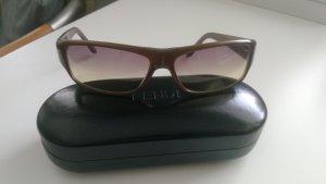 Braune Fendi Sonnenbrille