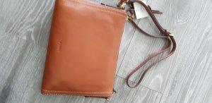 Fossil Crossbody bag cognac-coloured
