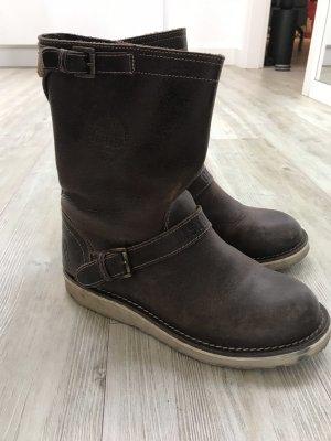 Braune Gaastra Boots
