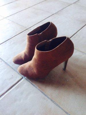 Braune Graceland Stiefeletten Größe 41