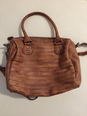 Braune Handtasche FredsBruder