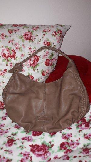 Braune Handtasche Fritzi aus Preußen