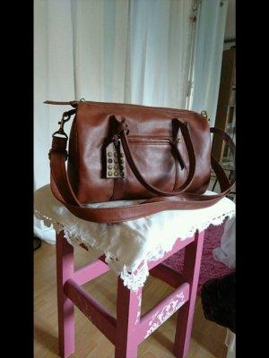 Braune Handtasche H&M