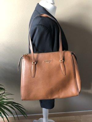 Braune Handtasche von Fiorelli