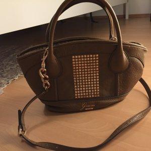 Braune Handtasche von Guess