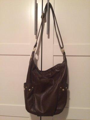 Braune Handtasche von H&M