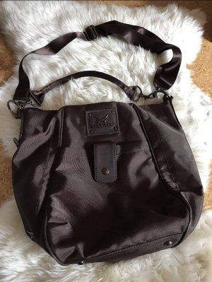Braune Handtasche von Sansibar