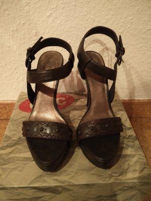 Braune High Heels von Esprit