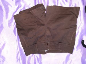 braune highwaist Short wie NEU 36/38