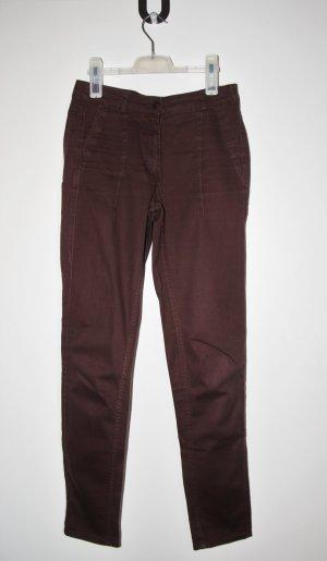 Braune Hose ohne Taschen