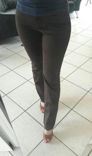 Braune Hose von H&M 36 S Stoffhose Anzugshose