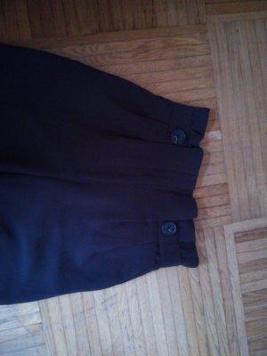 H&M 3/4-broek donkerbruin