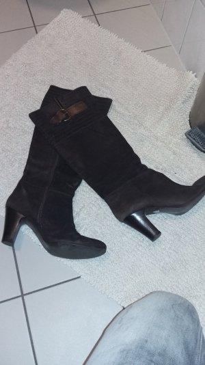 Braune Italinische Schicke Stiefel