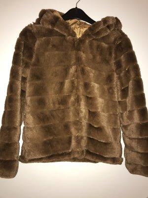 Fur Jacket brown