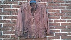 Braune Jacke von BiBA, Größe 40