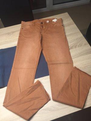 Braune Jeans