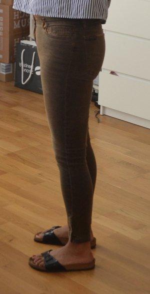 Braune Jeans von 7 for all mankind