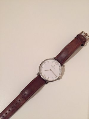 Braune Kapten & Son Uhr zu verkaufen