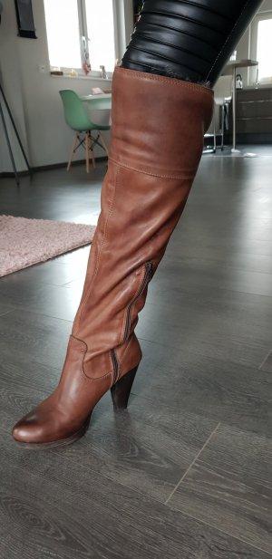 & other stories Botte haute marron clair-brun