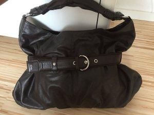 oliver braune ledertasche von s oliver 12 00 in die shoppingbag in. Black Bedroom Furniture Sets. Home Design Ideas