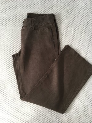 MAC Jeans Pantalón de lino multicolor