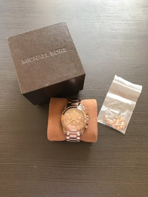 Braune Michael Kors Uhr